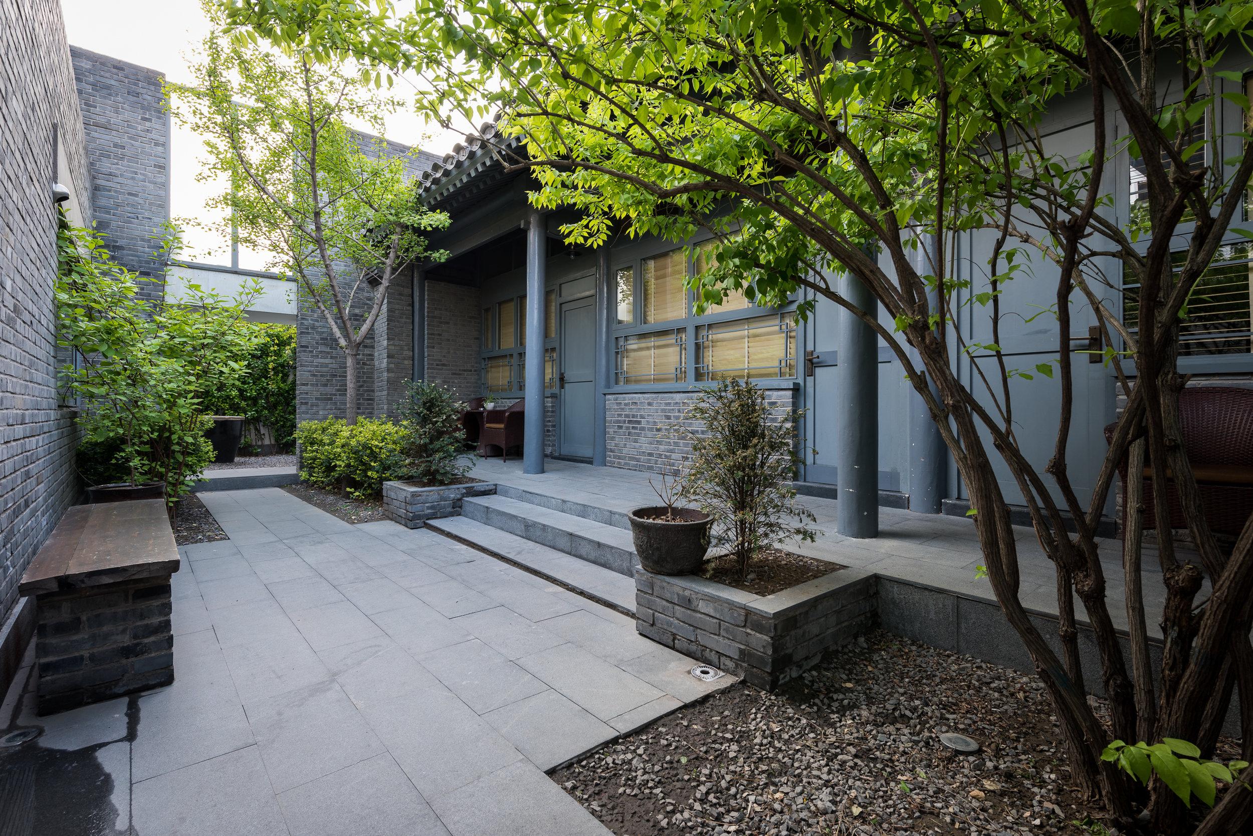 Beijing 161Hulu Courtyard Hotel -