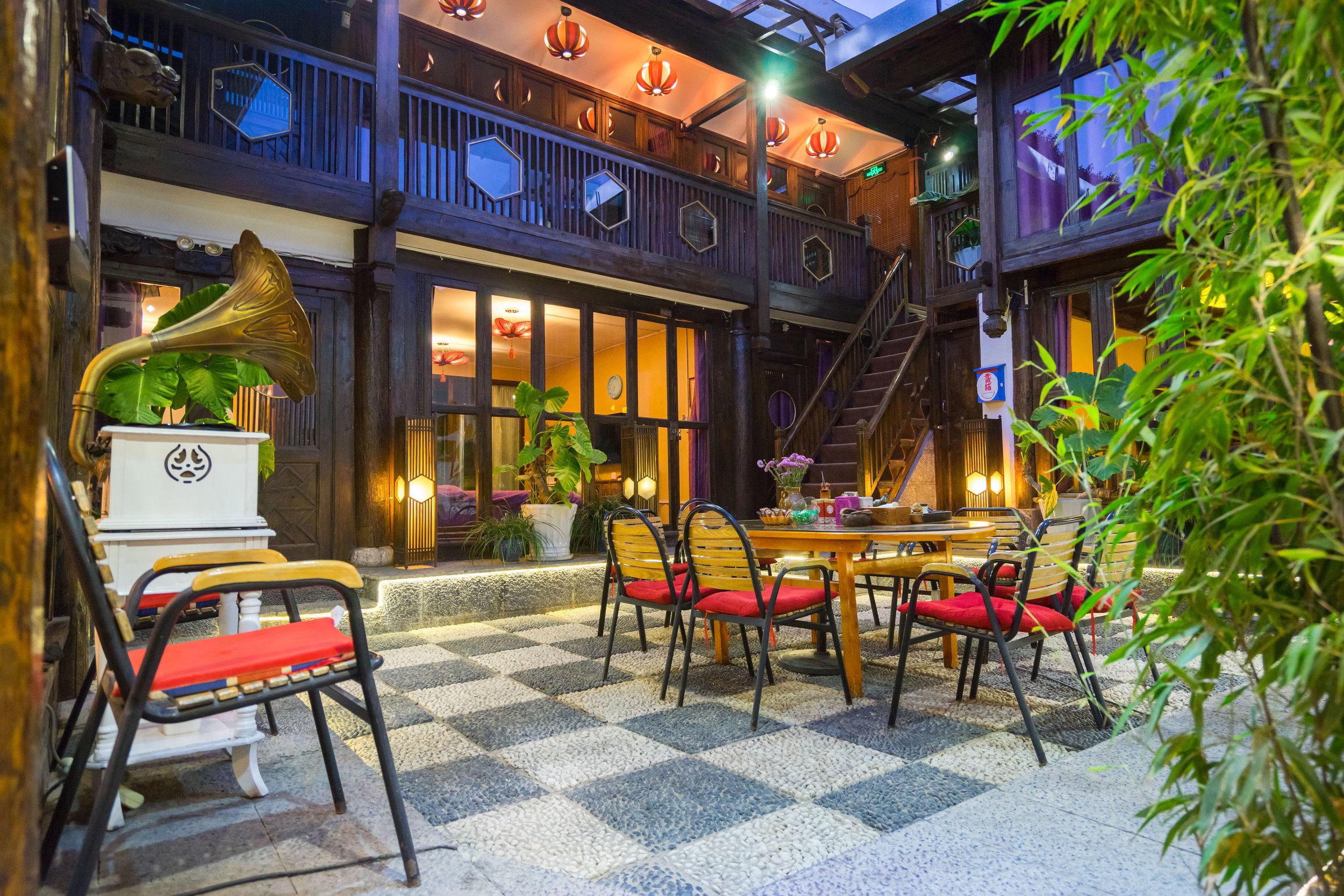 Mo Fang Boutique Hotel - Li Jiang Xiao Shi Qiao
