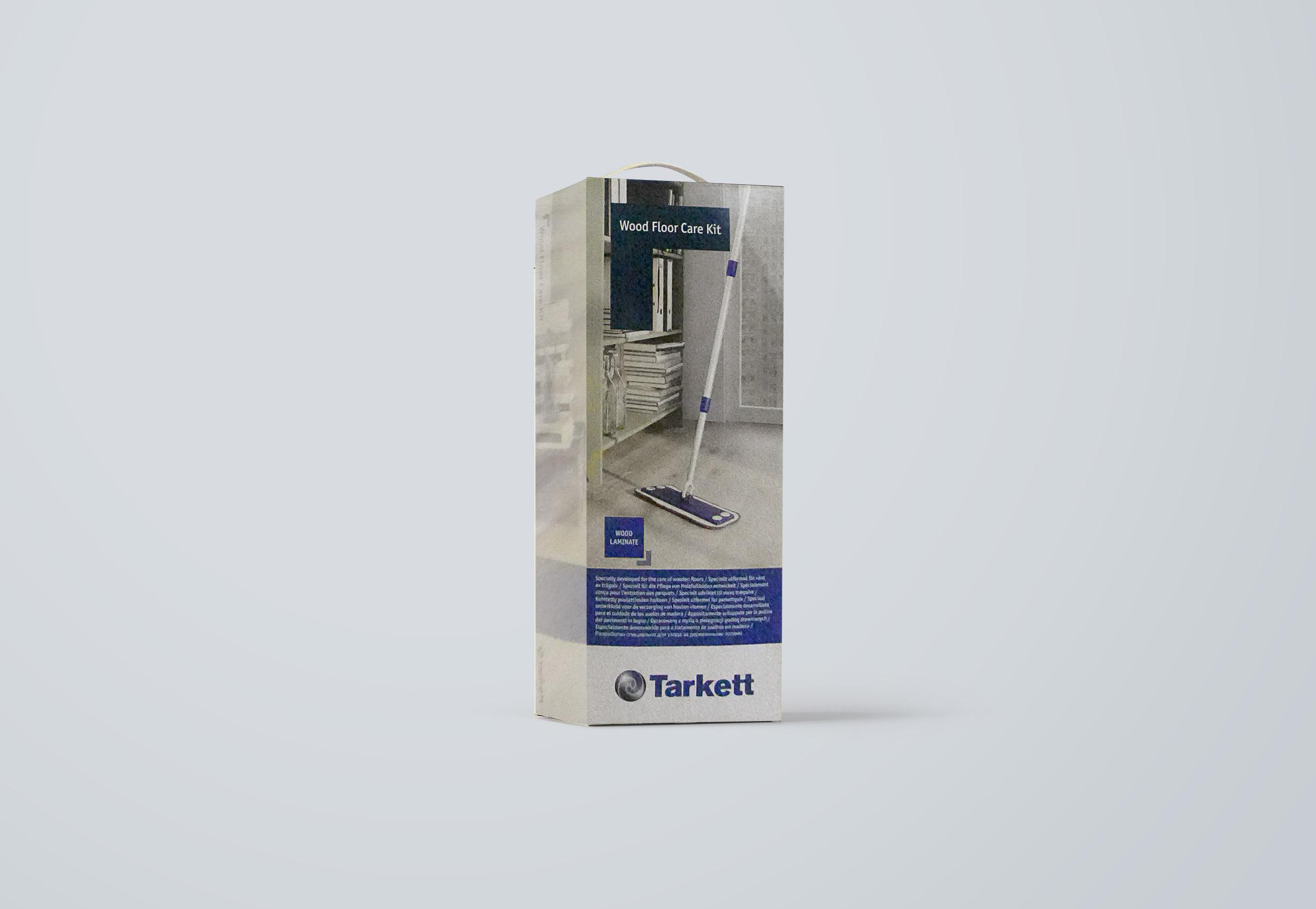 Förpackningsserie för Tarkett tillbehör