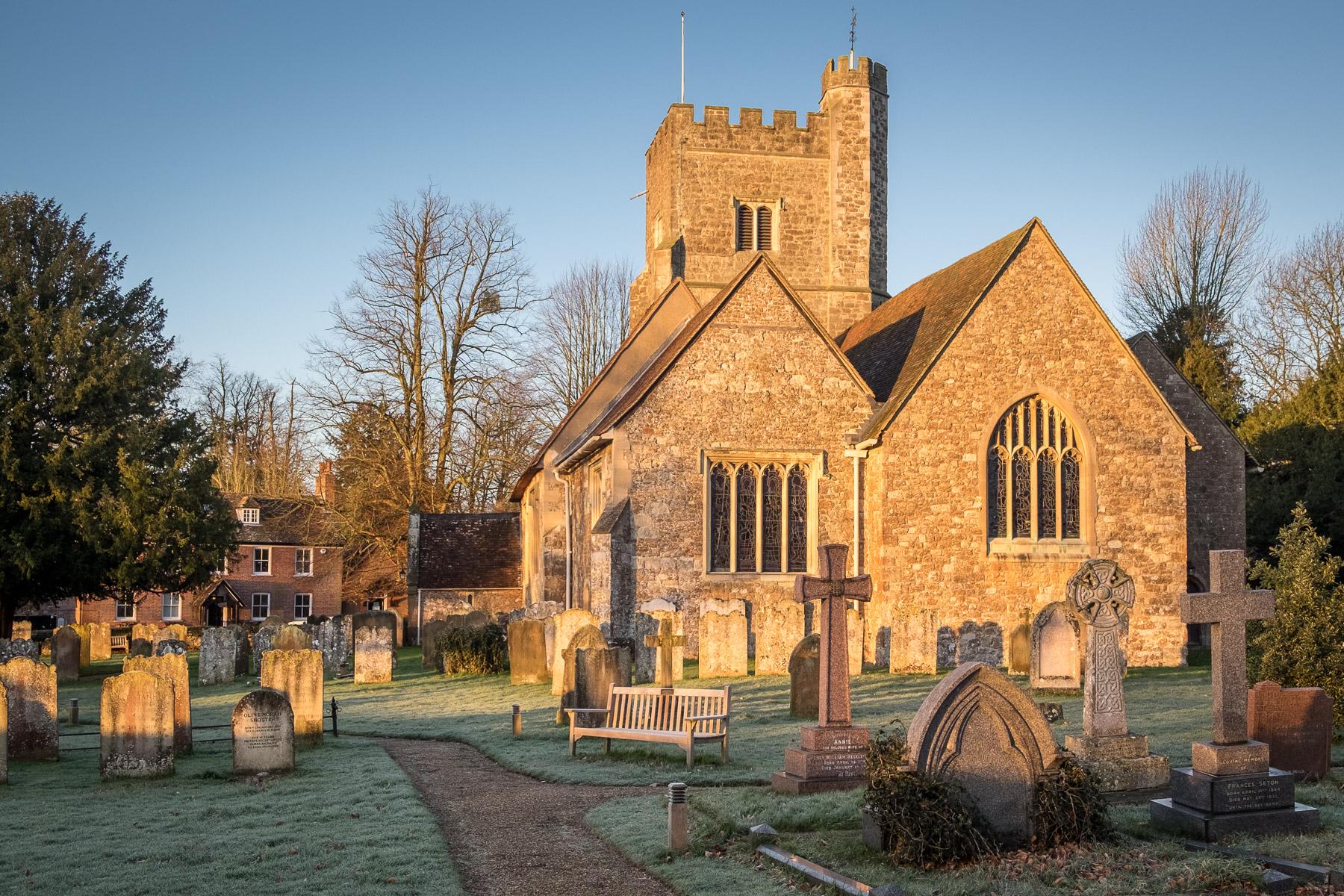 St Botoph's Church #chevening #sevenoaks