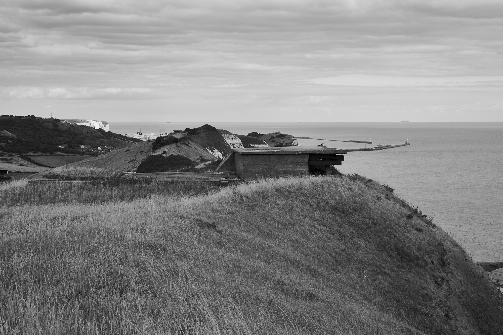Artillery Observation Post Hougham Battery