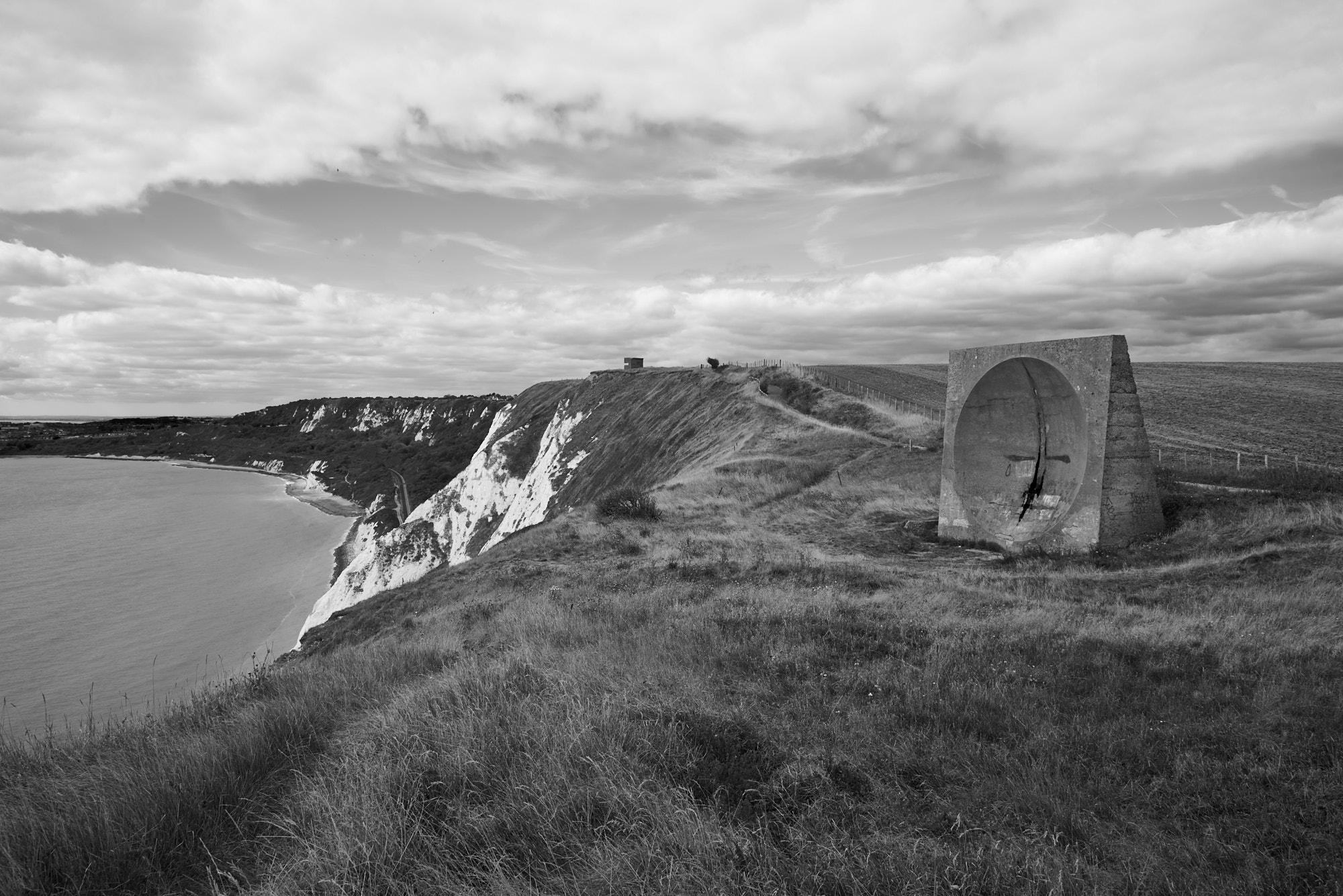 Abbots Cliff Sound Mirror