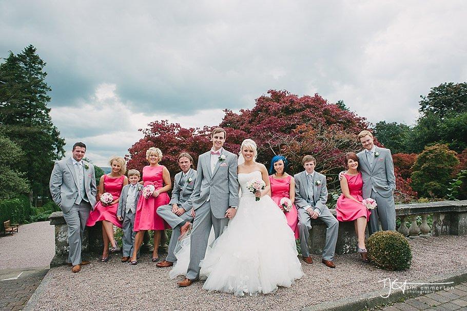 Eaves Hall Wedding Kelly-Ann & Daniel-108