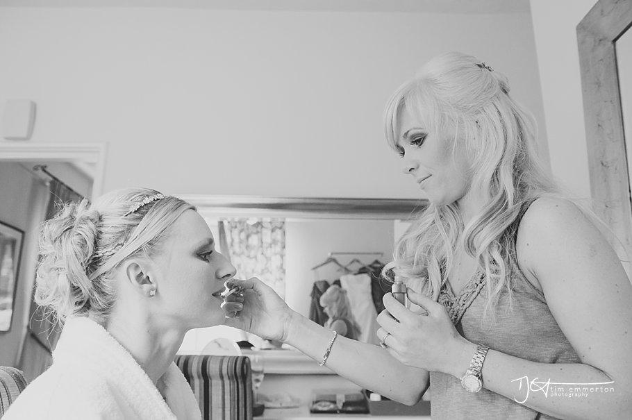 Samlesbury Hall Wedding - Kim & Carl-006