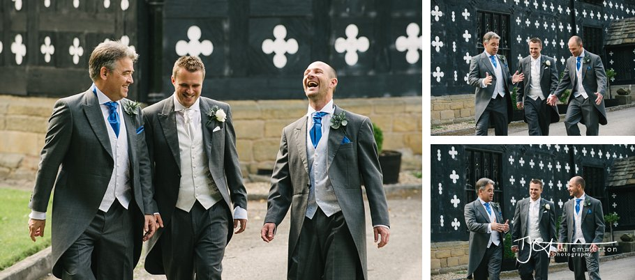 Samlesbury Hall Wedding - Kim & Carl-017