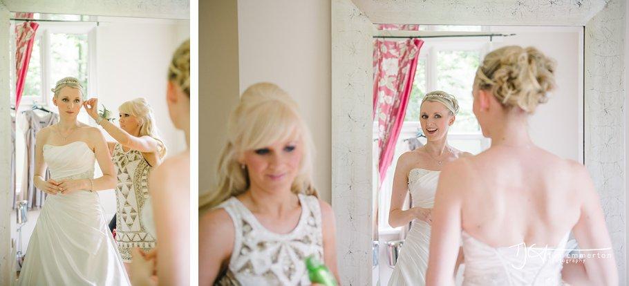 Samlesbury Hall Wedding - Kim & Carl-023
