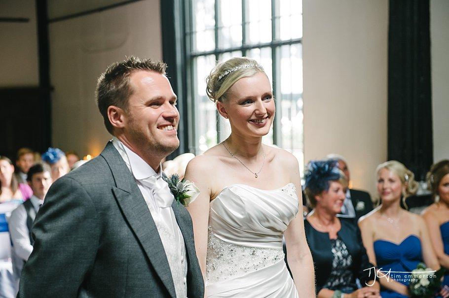 Samlesbury Hall Wedding - Kim & Carl-042