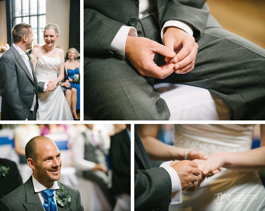 Samlesbury Hall Wedding - Kim & Carl-051