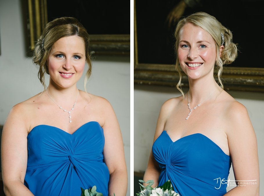 Samlesbury Hall Wedding - Kim & Carl-065