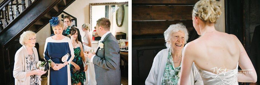 Samlesbury Hall Wedding - Kim & Carl-073