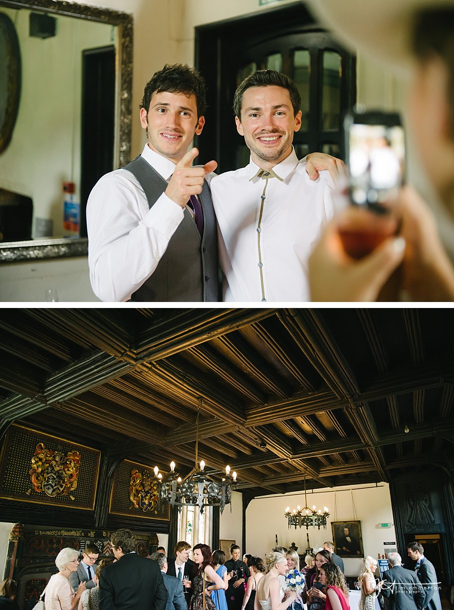 Samlesbury Hall Wedding - Kim & Carl-080