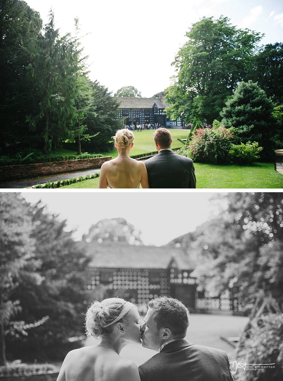 Samlesbury Hall Wedding - Kim & Carl-094