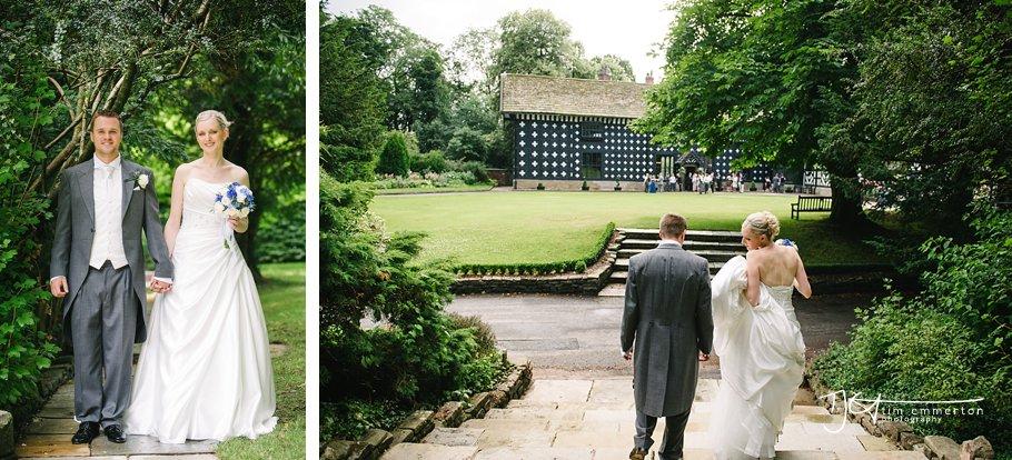 Samlesbury Hall Wedding - Kim & Carl-098