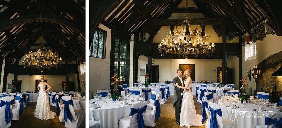 Samlesbury Hall Wedding - Kim & Carl-106