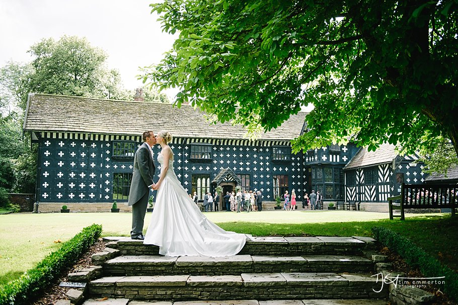 Samlesbury Hall Wedding - Kim & Carl-102
