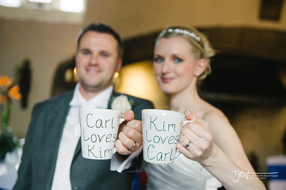 Samlesbury Hall Wedding - Kim & Carl-108