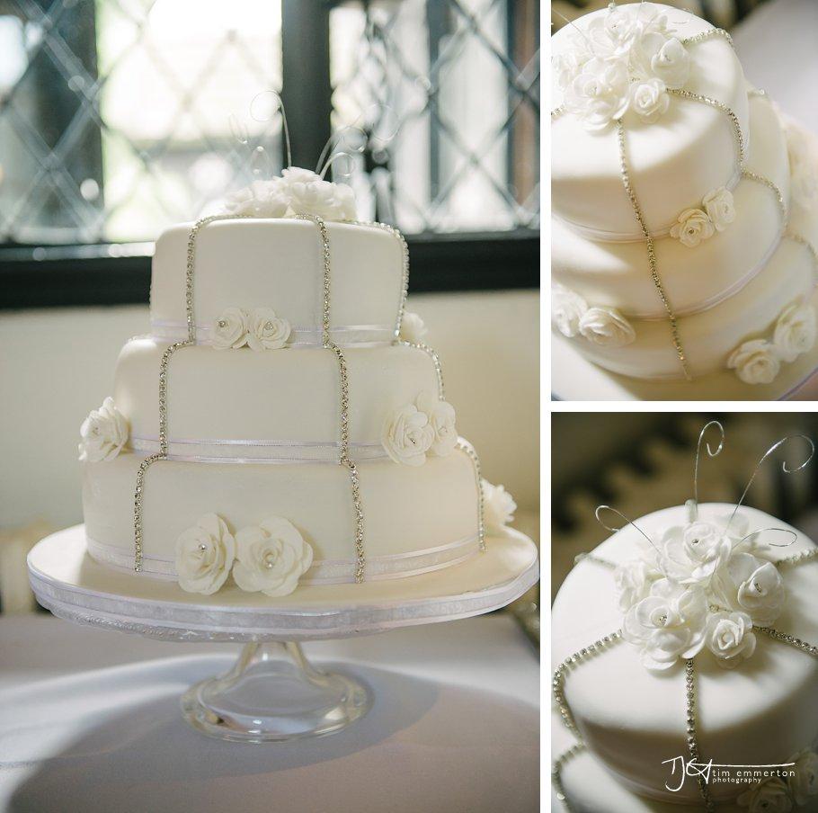 Samlesbury Hall Wedding - Kim & Carl-109