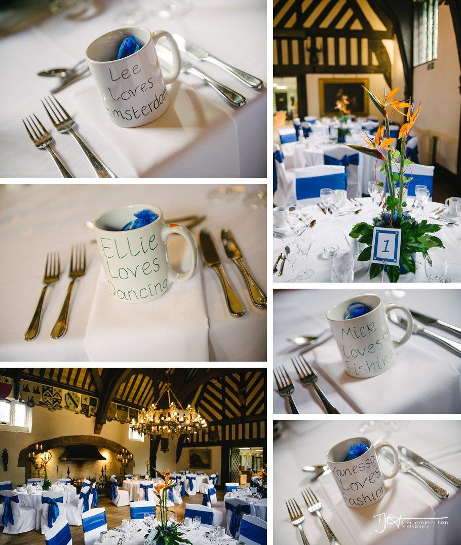 Samlesbury Hall Wedding - Kim & Carl-116