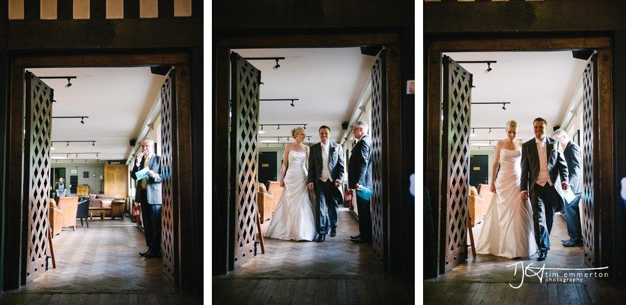 Samlesbury Hall Wedding - Kim & Carl-130