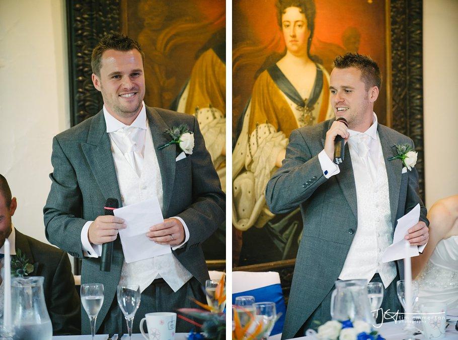 Samlesbury Hall Wedding - Kim & Carl-148