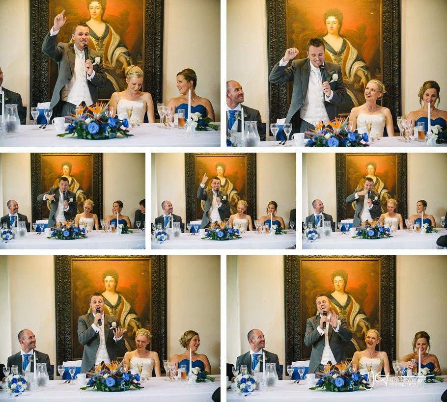 Samlesbury Hall Wedding - Kim & Carl-157