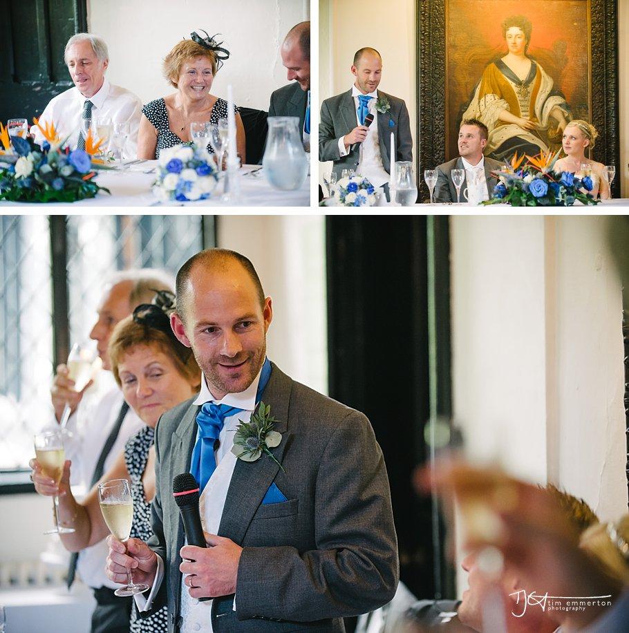 Samlesbury Hall Wedding - Kim & Carl-165