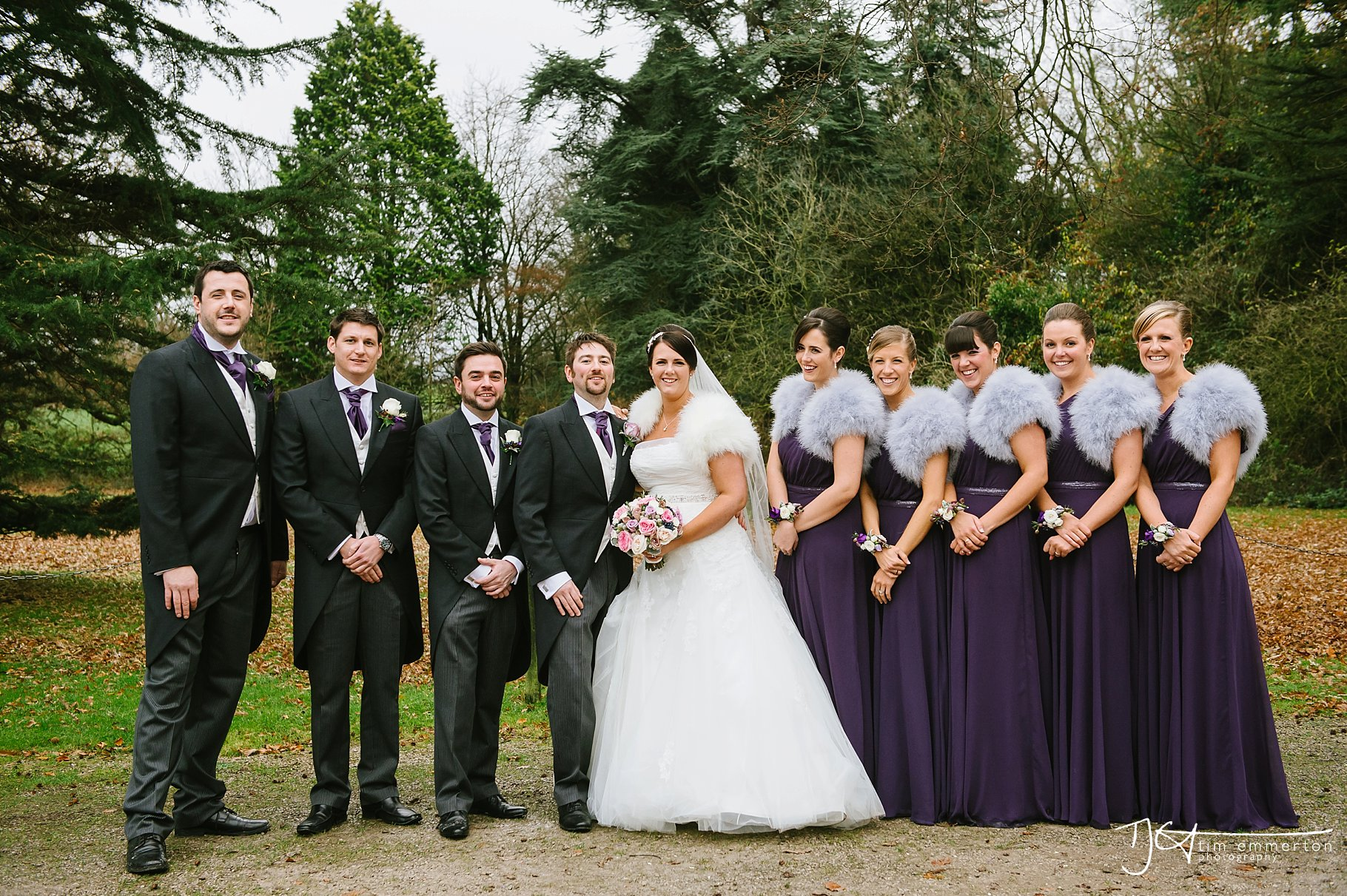 Jemma & Richard Bartle Hall Wedding Winter-028