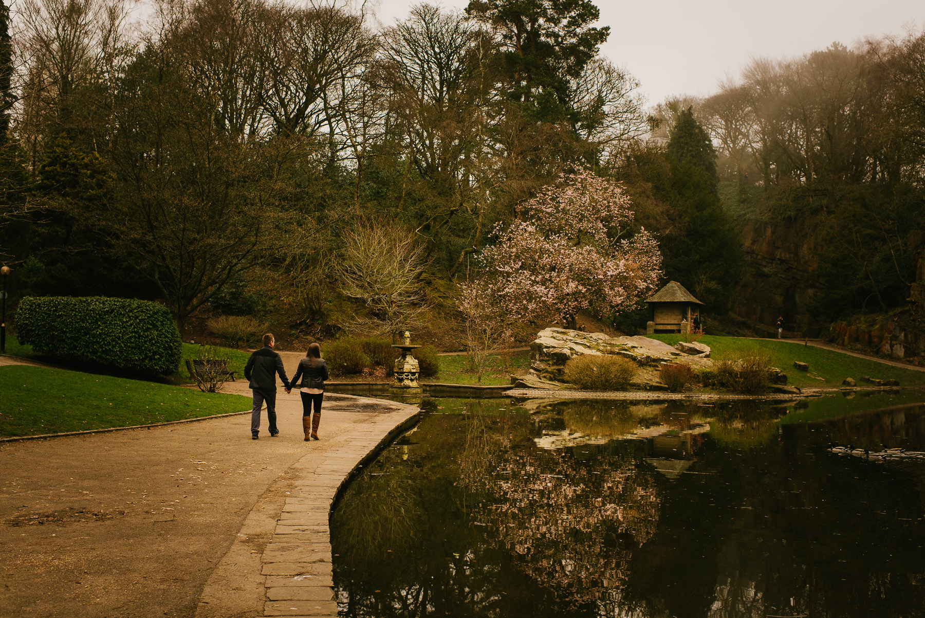 williamson park lancaster wedding photographer