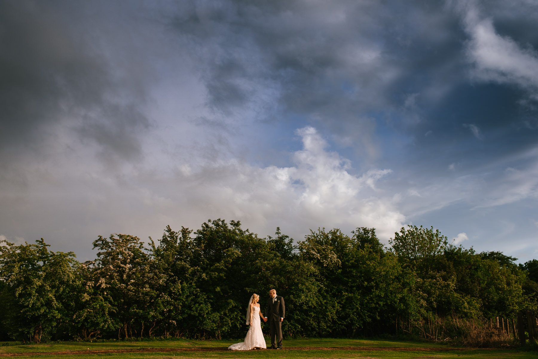 Wedding Photo at Stanley House in Mellor by Tim Emmerton