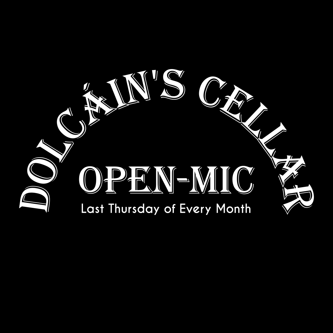 Dolcáin's Cellar Open Mic - Diarmuid Fitzgerald.png