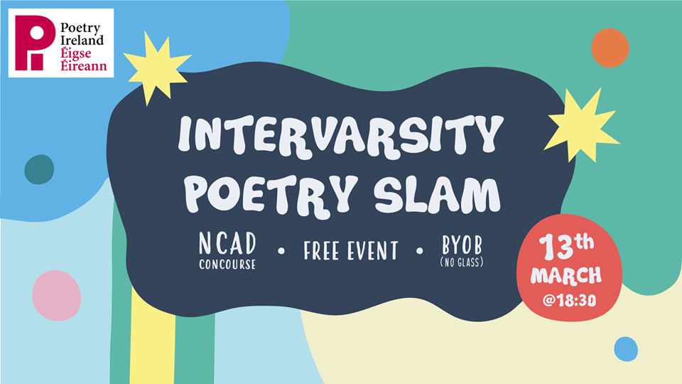 Now in its 5th year, the Inter-Varsity Poetry Slam continues to create a platform for students