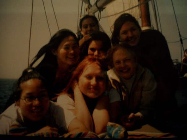I was an exchange student in the Netherlands where I could connect with some amazing people from all over the world.