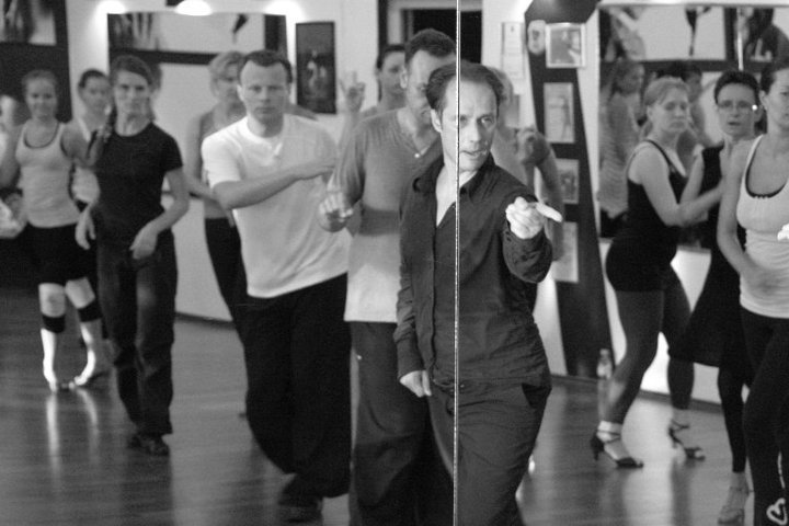 I love dancing salsa, it is so passionate and free and gives me an opportunity to connect with interesting people. Can you spot me on the picture?
