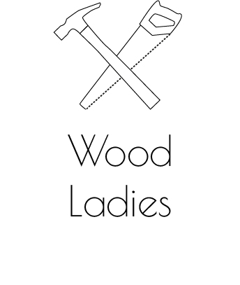 Thanks to a talented graphic designer Avigail Turner Wood Ladies has a logo now.