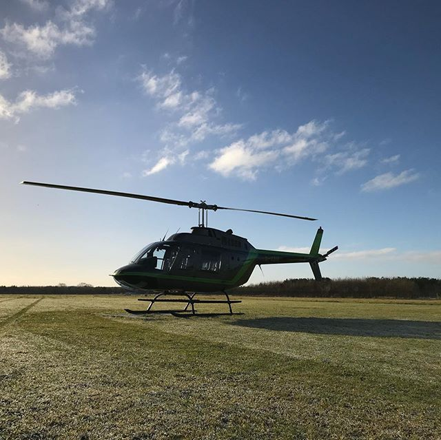Helicopter flights are available at Eshott on selected dates in 2018.  Take a look at the Xperience website to book your voucher #helicopter #sunset #nofilter #eshott #northumberland #morpeth #xperience