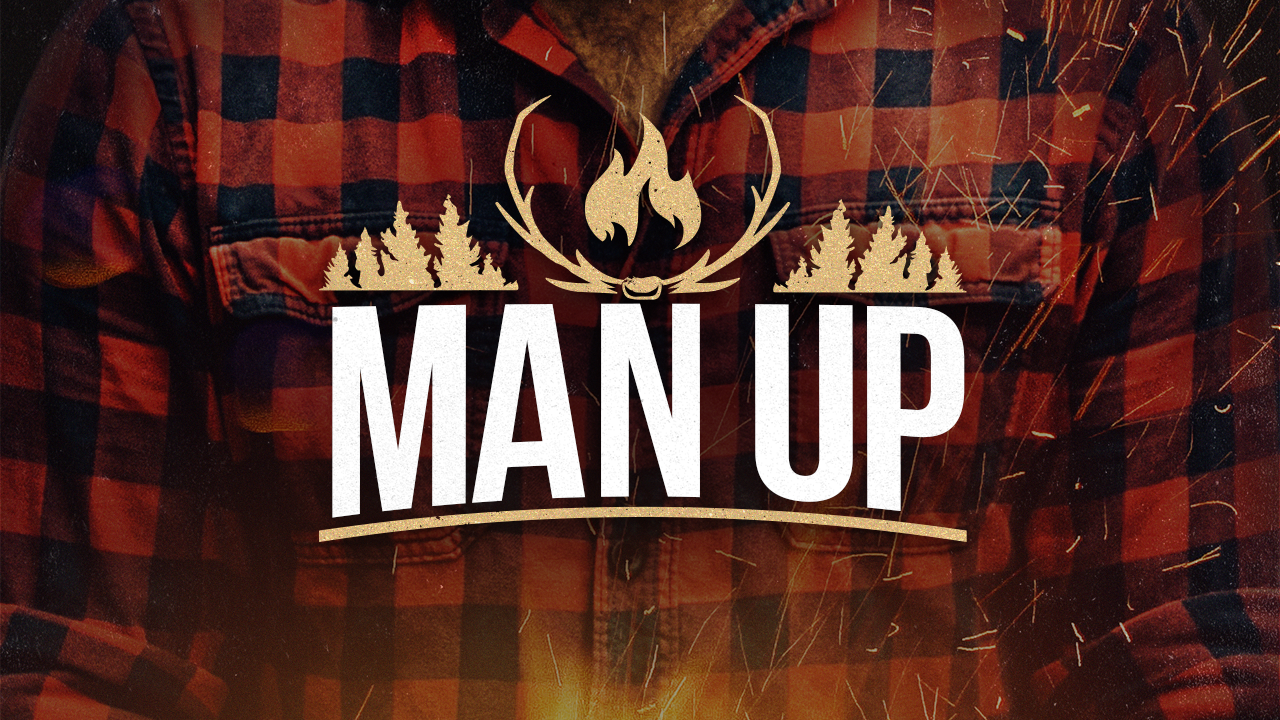 Man Up -  WATCH NOW   *September 15, 2019  Chris speaks about how culture is struggling with Godly masculinity and what it truly looks like to be man of God.
