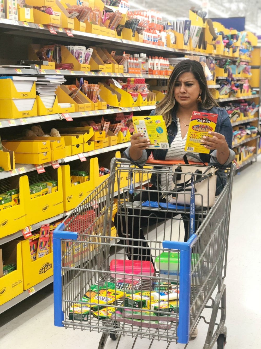 Back to school Walmart VS Target \u2014 PattyTellsAll