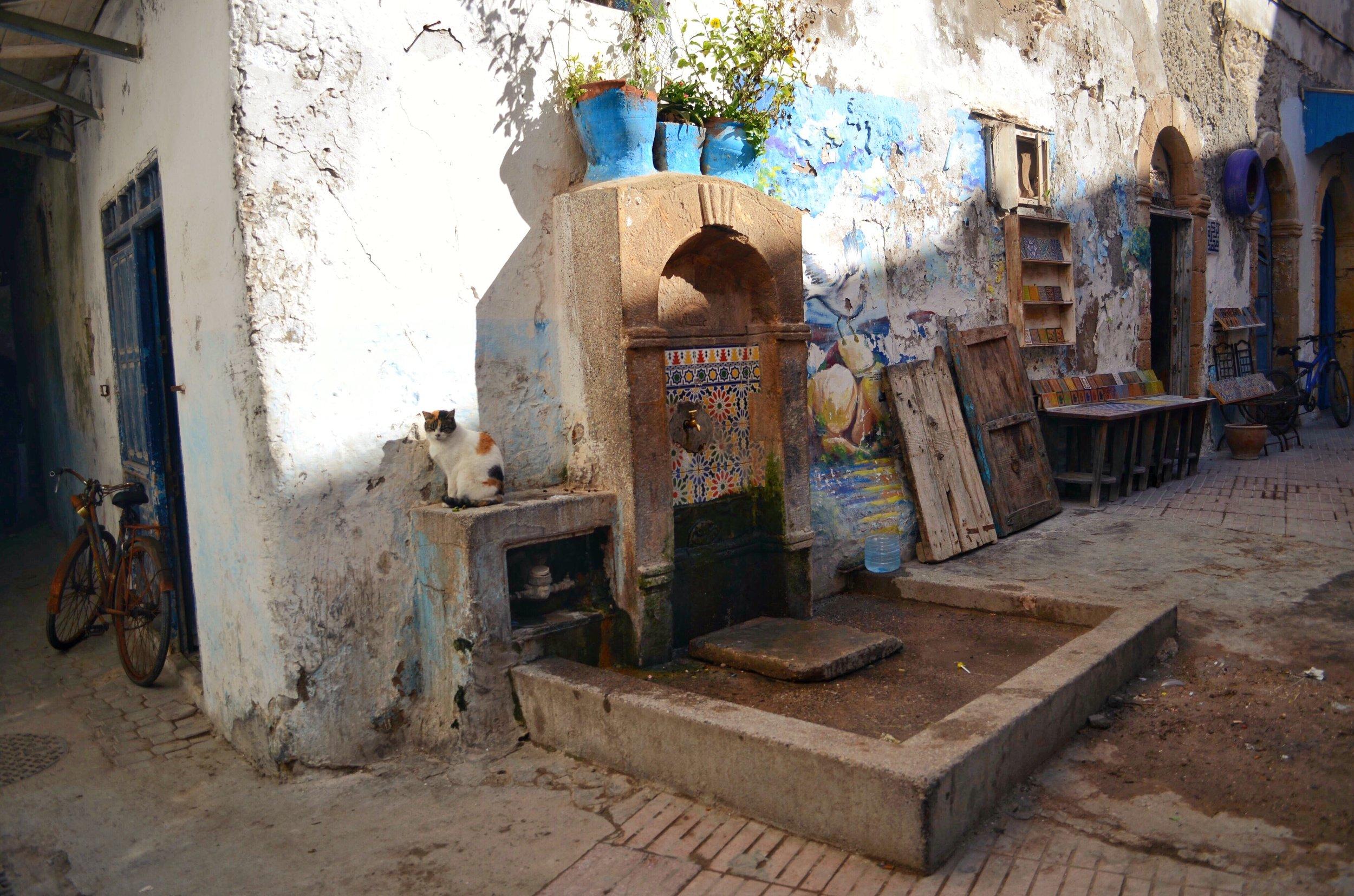 Morocco-Essaouira-Medina