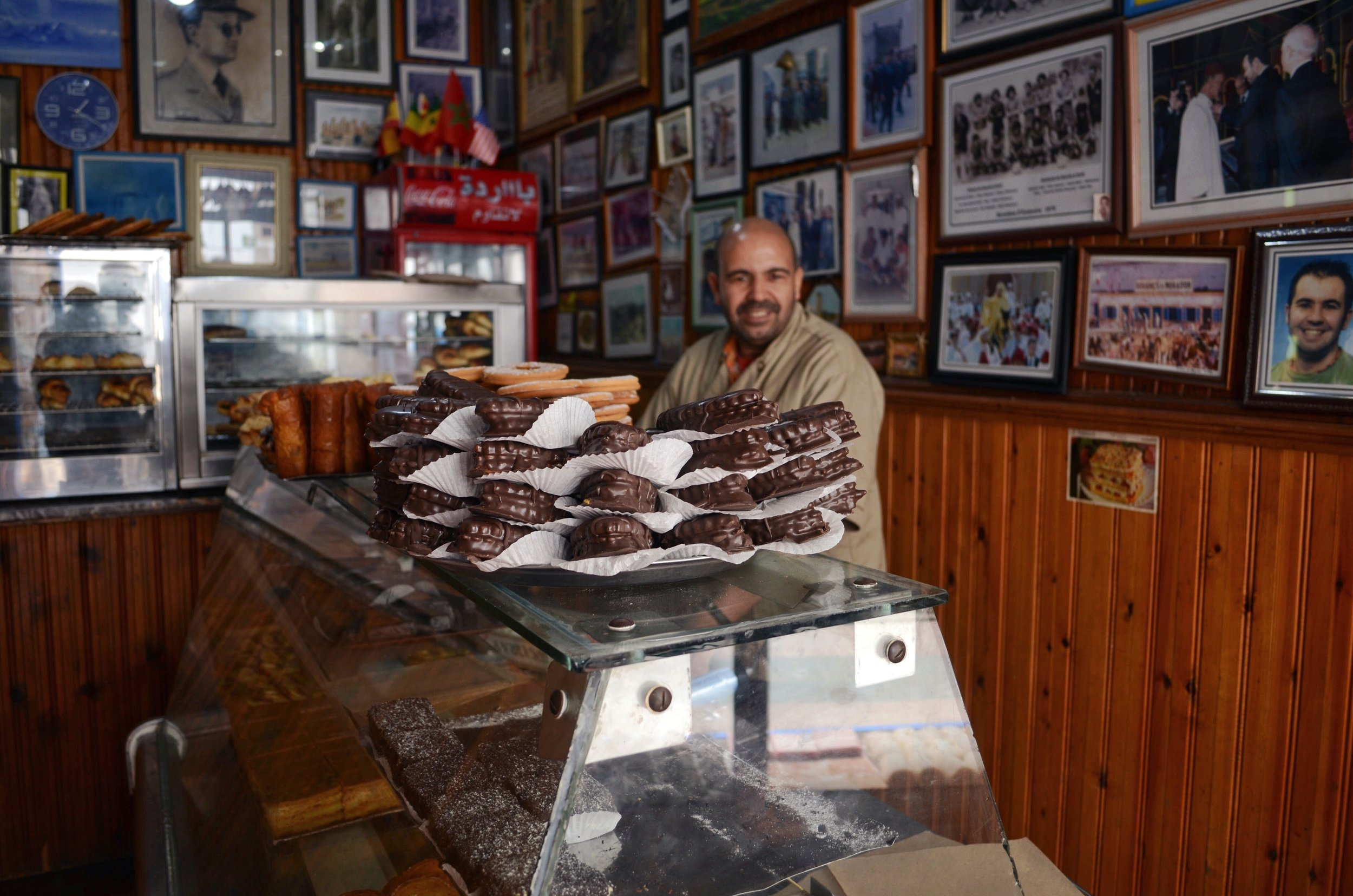 Morocco-Essaouira-Medina-Lunch-Cake