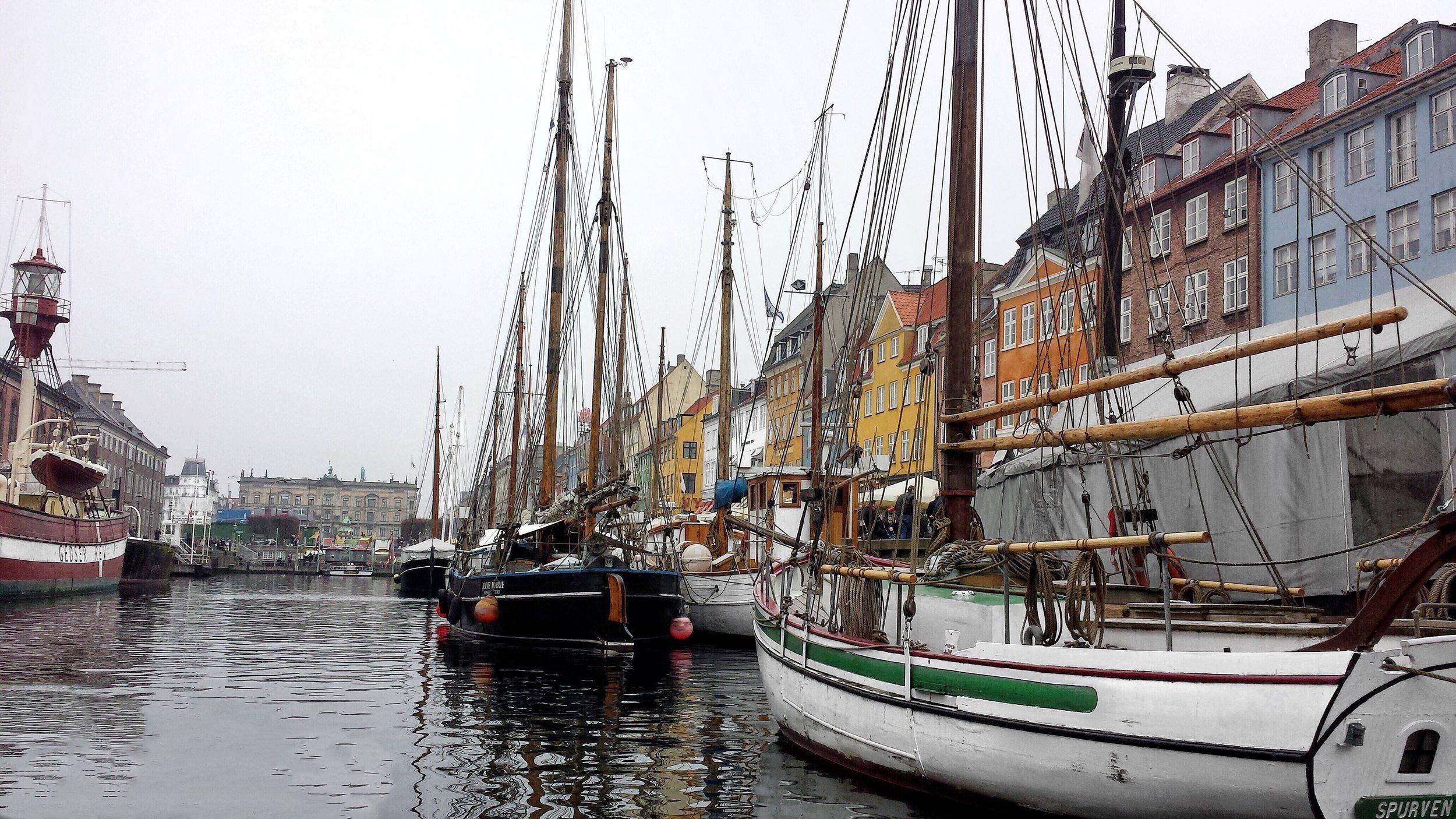 Nyhavn Boat Tour, Copenhagen