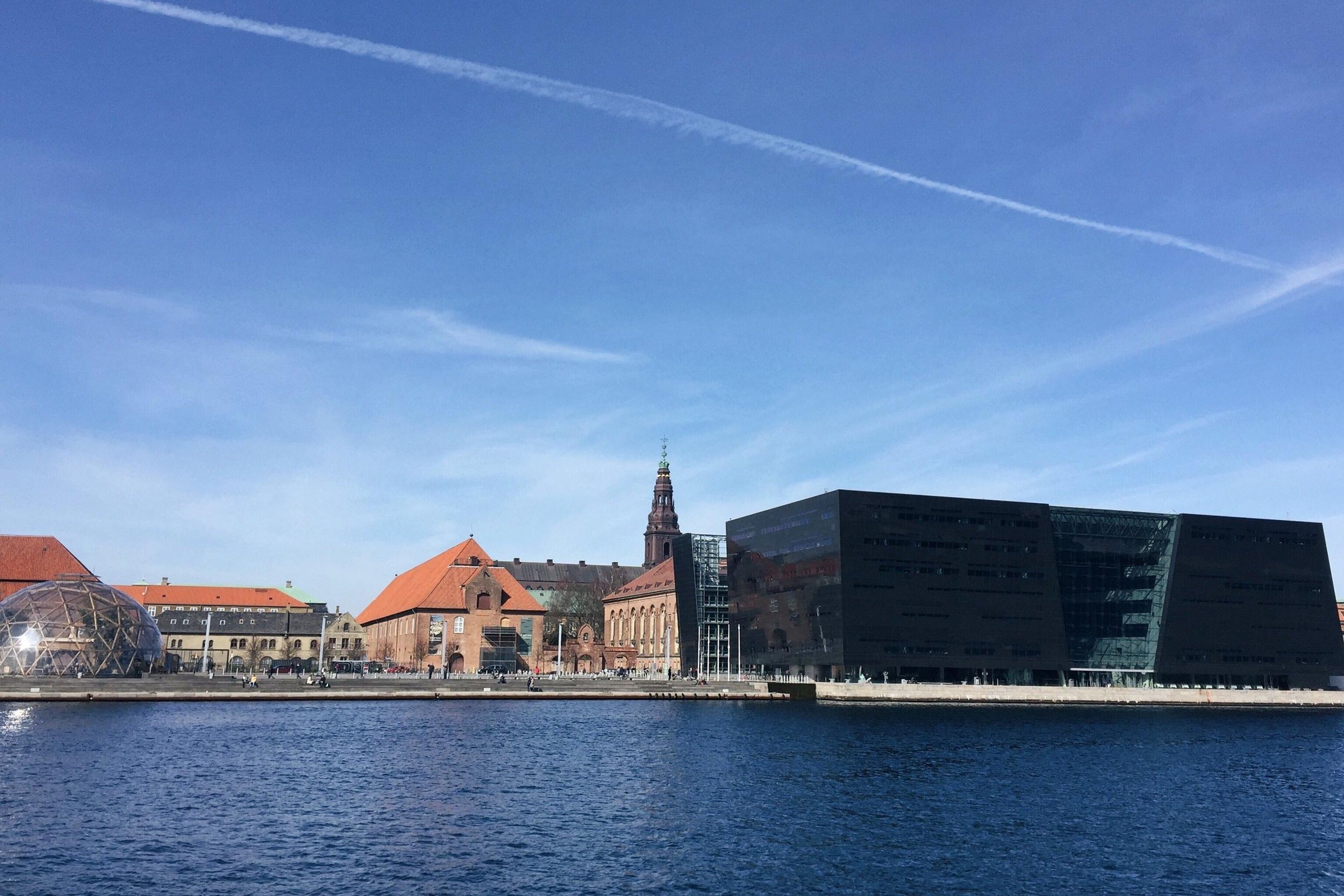 Black Diamond Library,København,Copenhagen