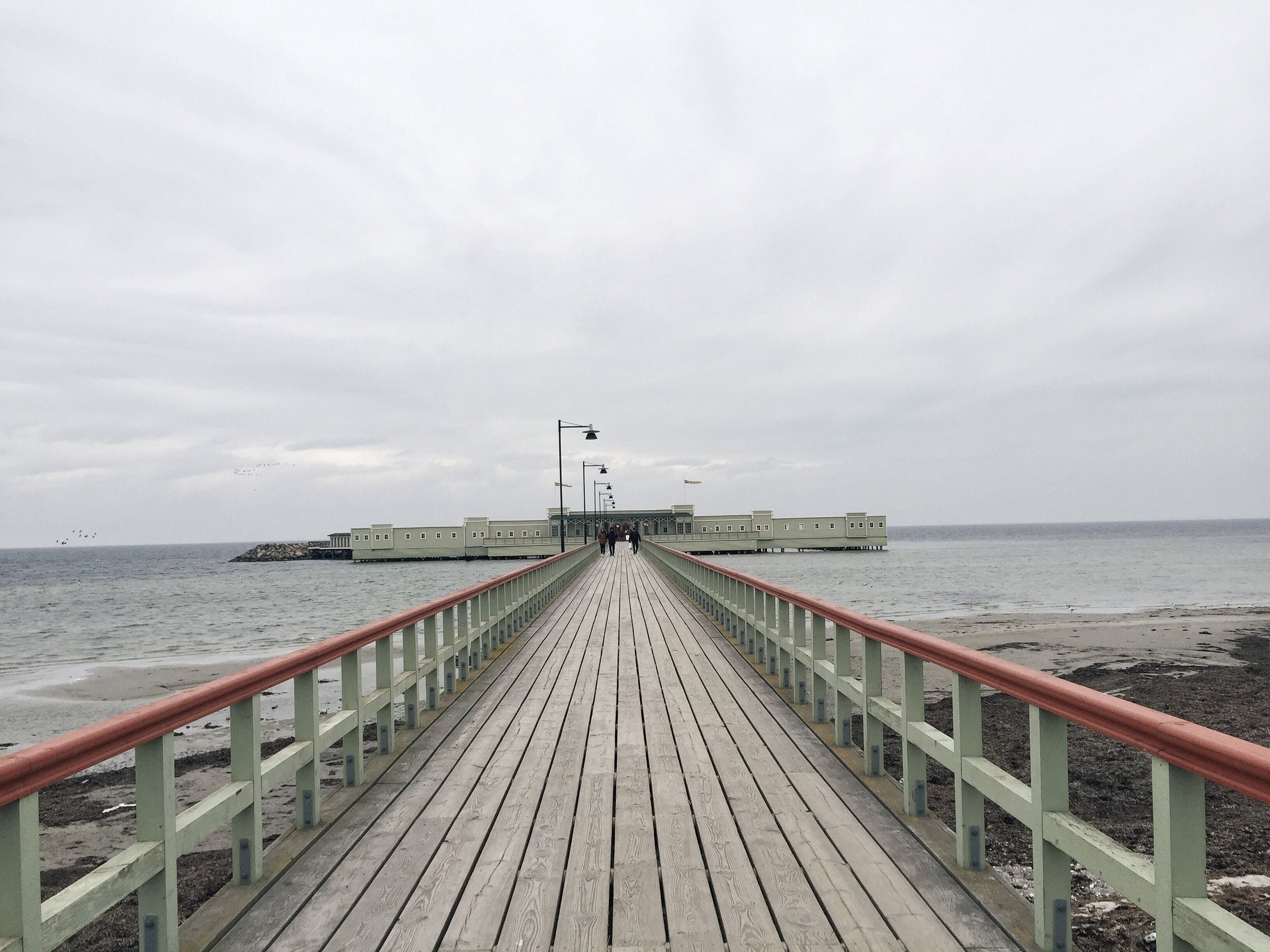 Ribersborgs Kallbadhus, Malmö