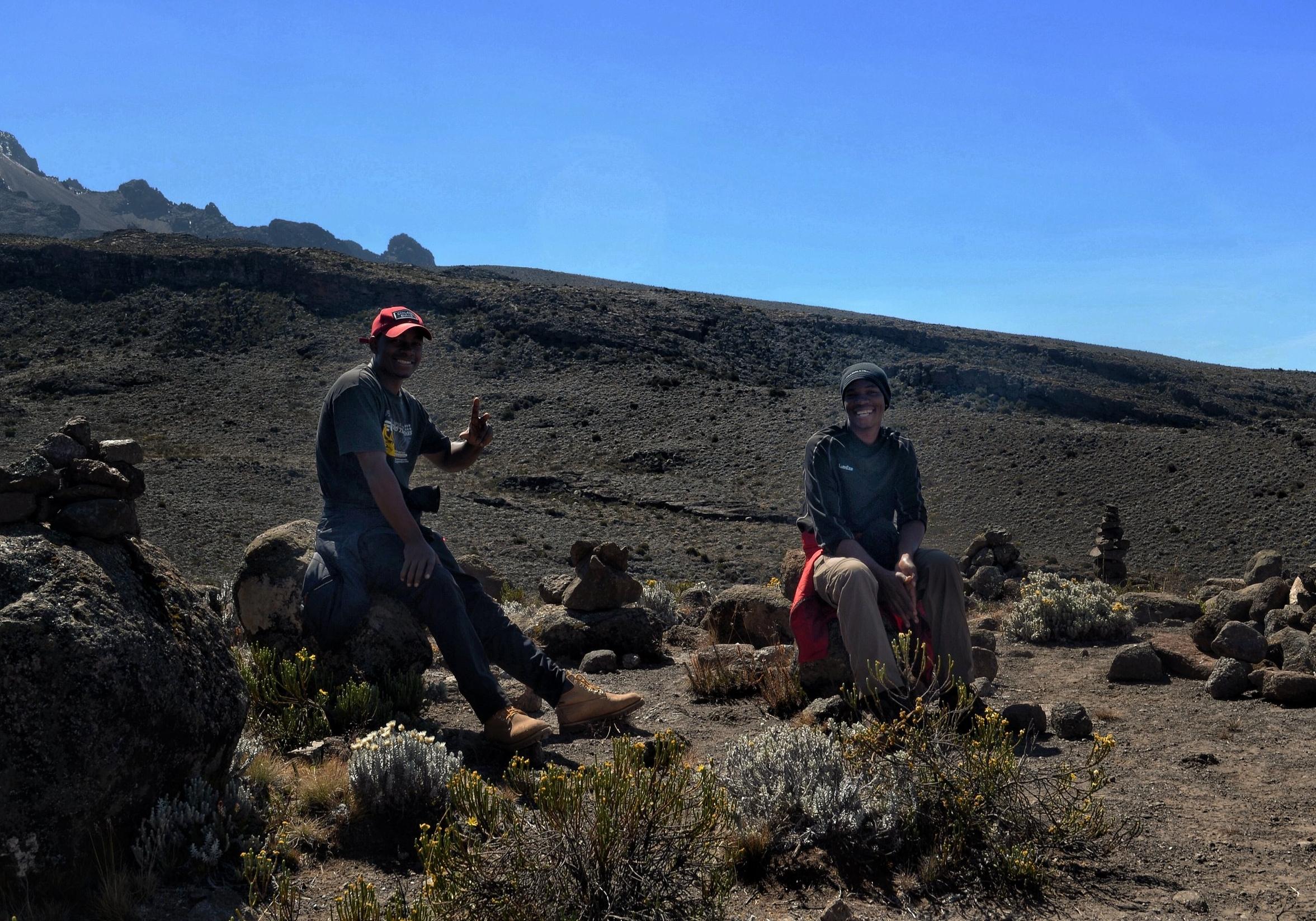 Mount Kilimanjaro, Tanzania