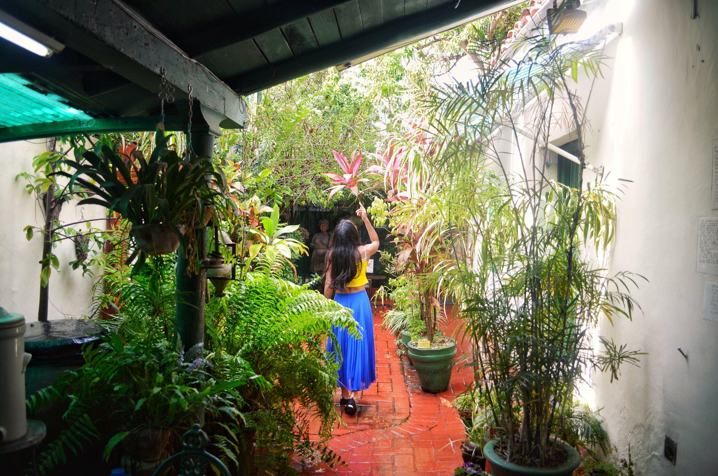 Martha Jiménez Pérez's Studio, Camaguey, Cuba