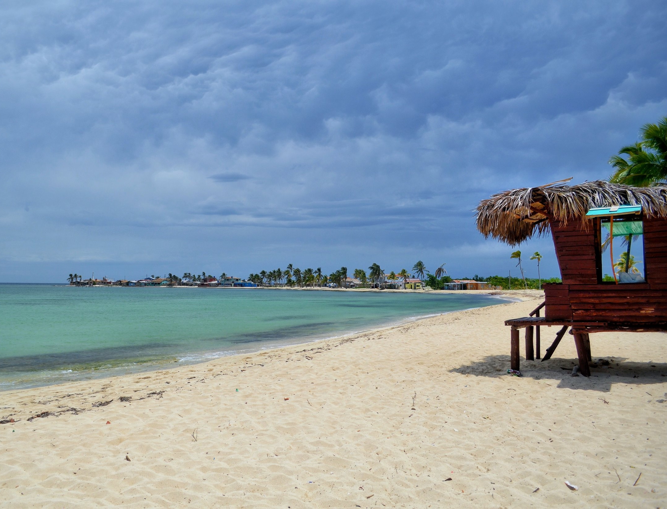 Playa Coco, near Camaguey, Cuba