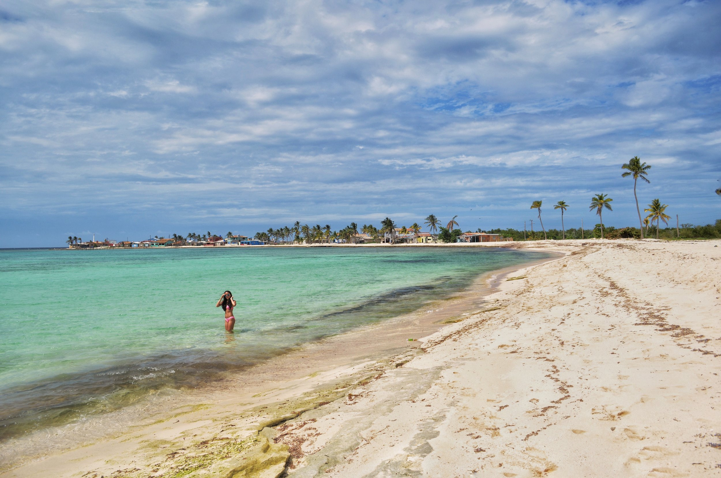 The best secret beach in Cuba: Playa Los Cocos
