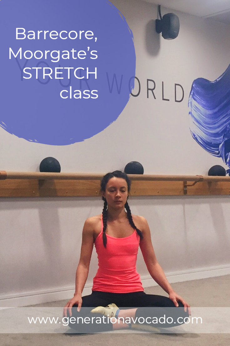 Review: Barrecore, Moorgate's STRETCH class