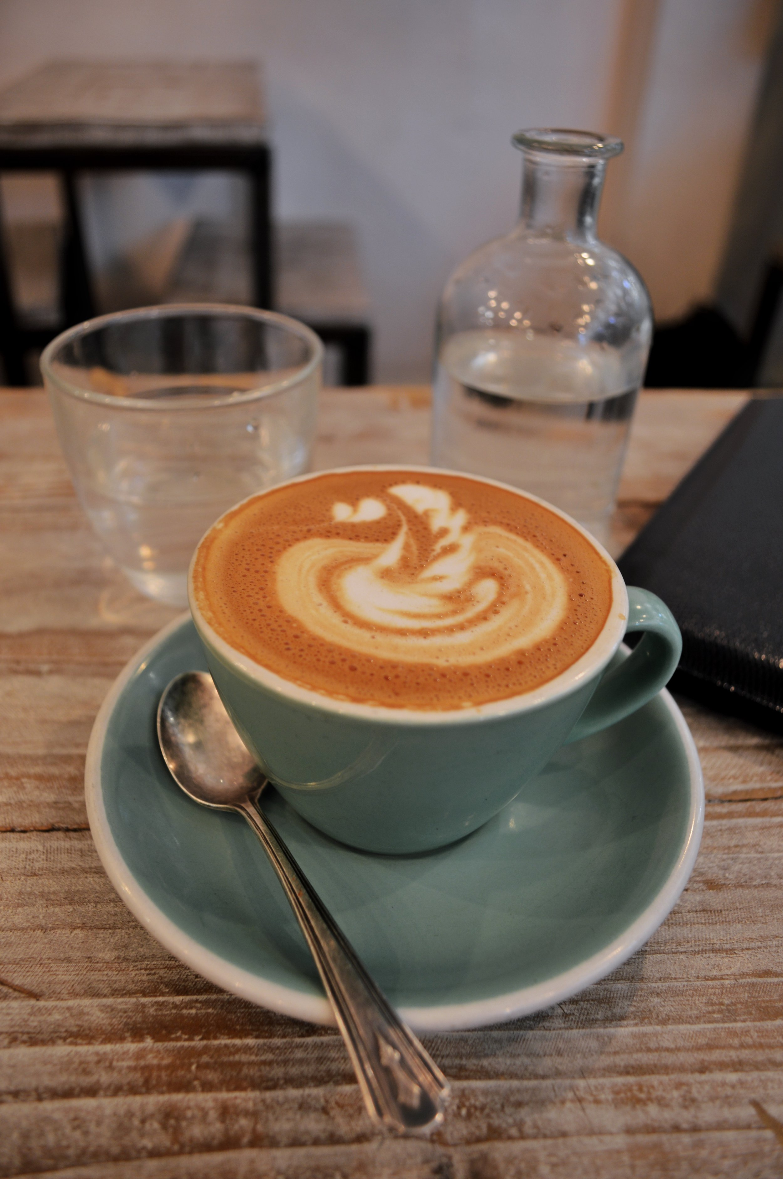 Flat white - Recreio, Brazil, natural by Square Mile Coffee Roasters
