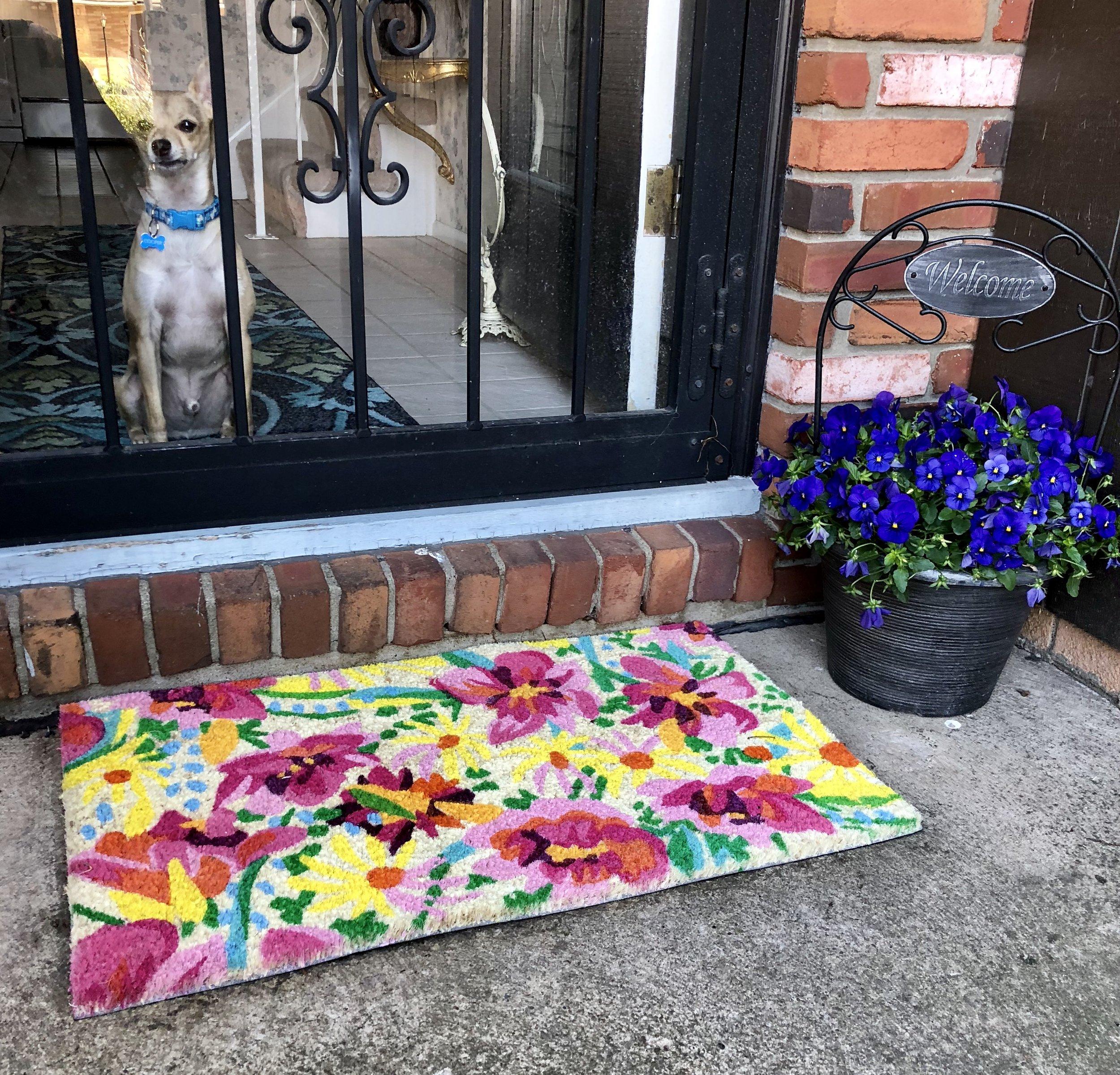Opalhouse Door Mat