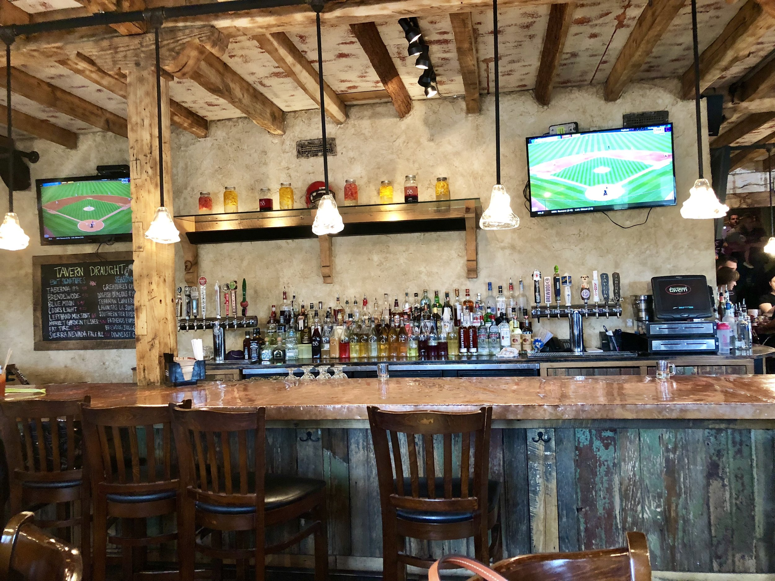 Burntwood Tavern Brecksville Bar